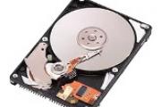 Замена жёсткого диска ноутбука